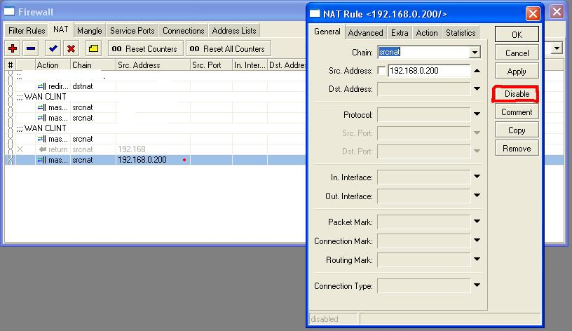 Live-IP-CONCEPT route a IP in any interface with Original ID