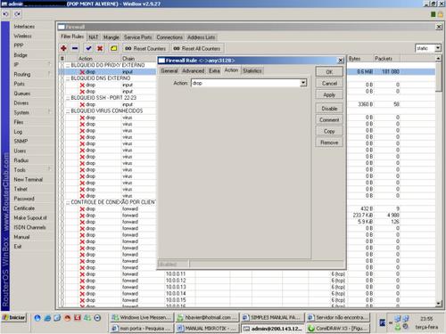 Mikrotik – Descomplicado – …::: ClusterWeb® – Internet Data